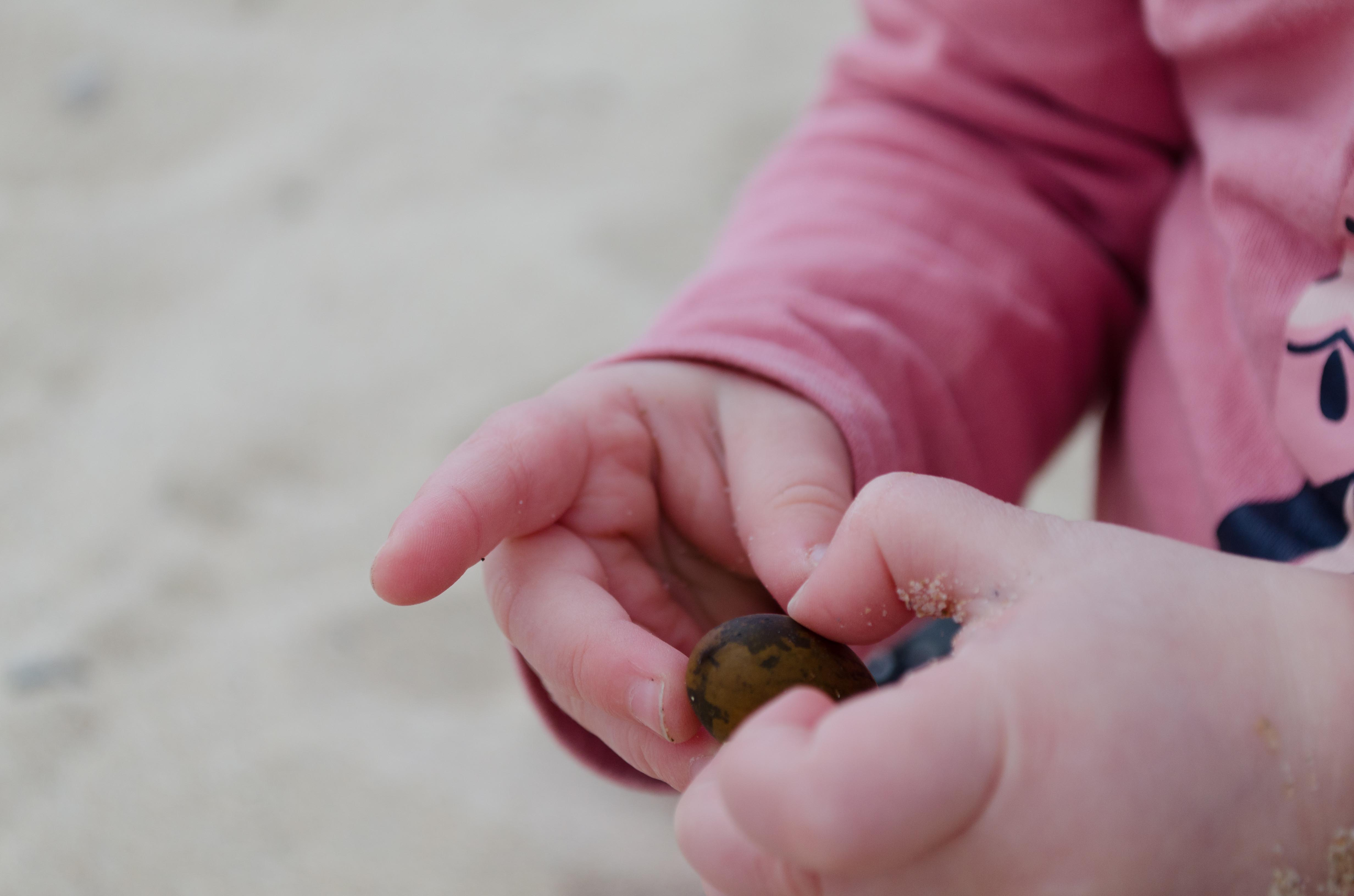 Tiny Fingers and Seaweed, A little taste of Spring