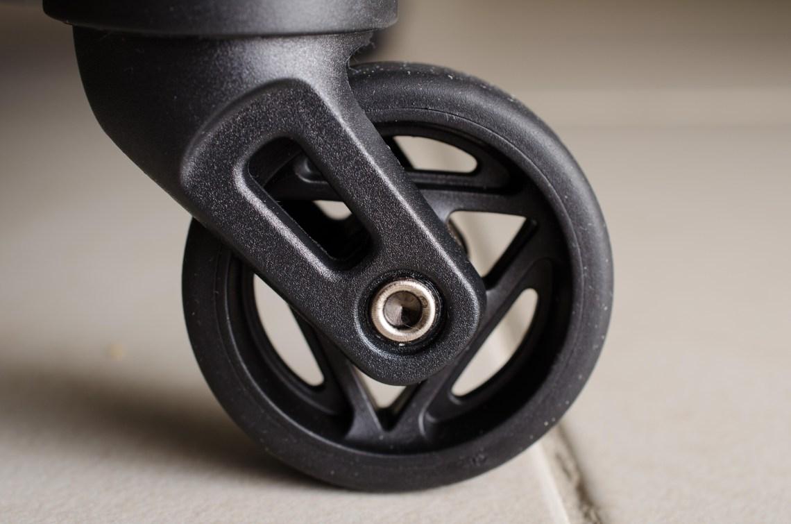 Antler Prism Embossed Suitcase wheels