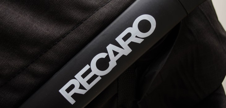 RECARO Performance Denali Luxury Stroller