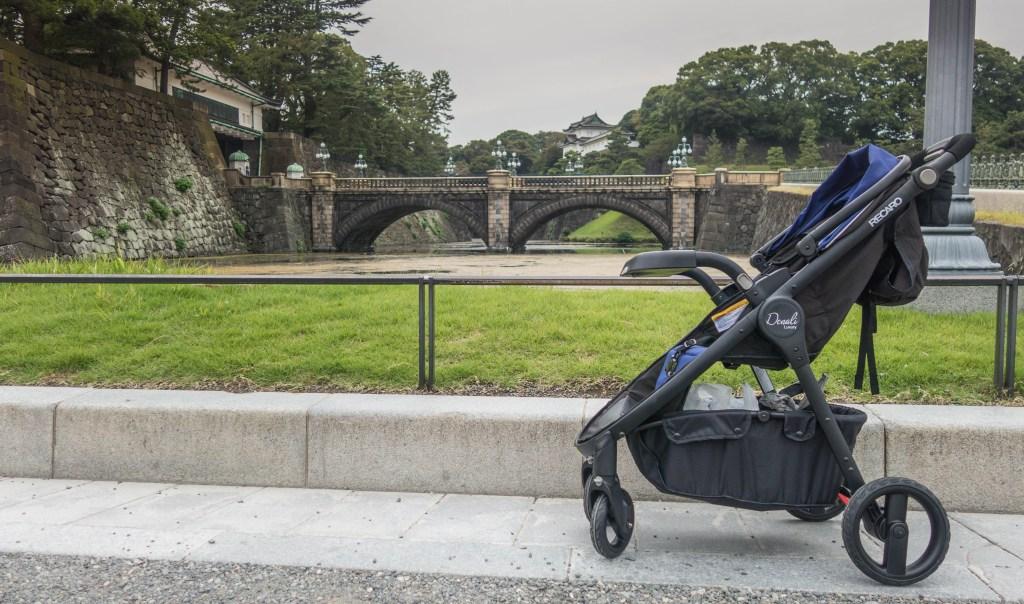RECARO Performance Denali Luxury Stroller Tokyo Palace