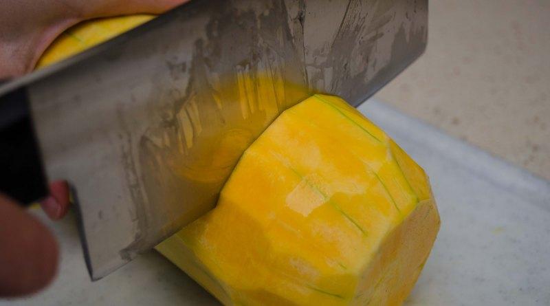 WÜSTHOF 4680/16 - 16 cm Cleaver in pumpkin