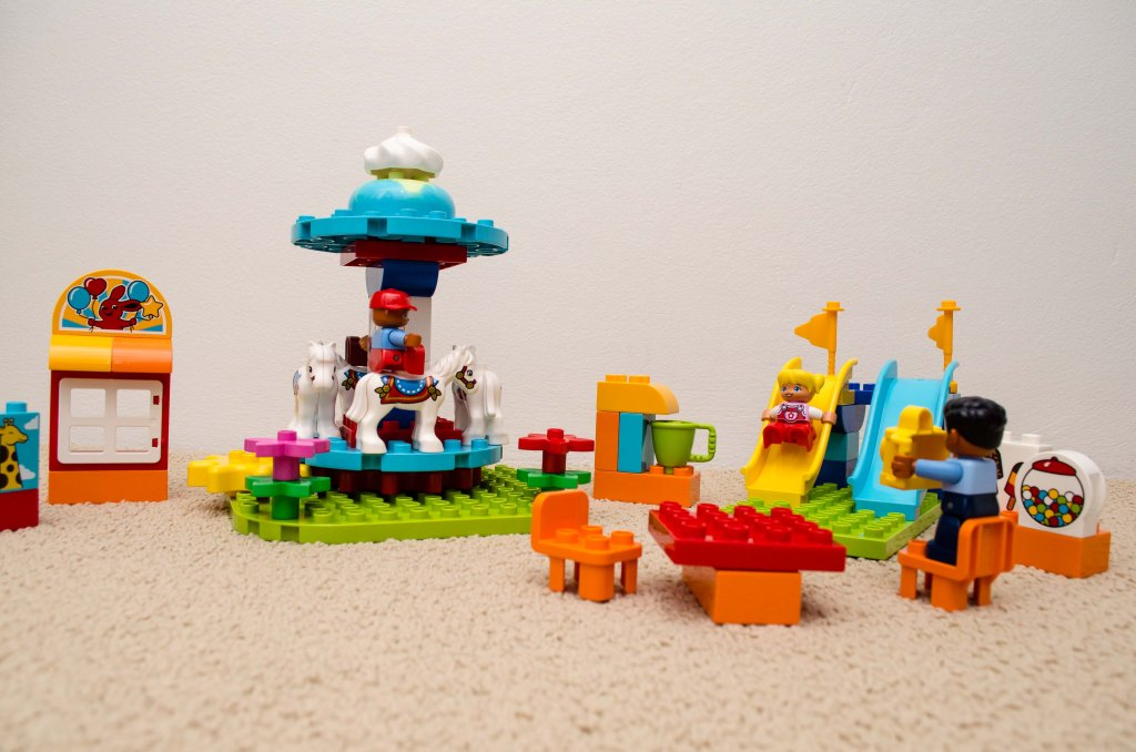 Family Fun Fair Duplo
