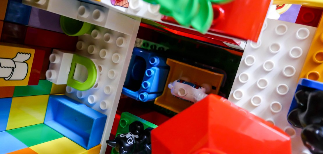 Build Something with Duplo