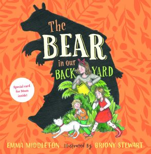 The-Bear-in-Our-Backyard - March Picture Book Roundup