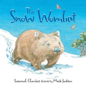 Snow Wombat
