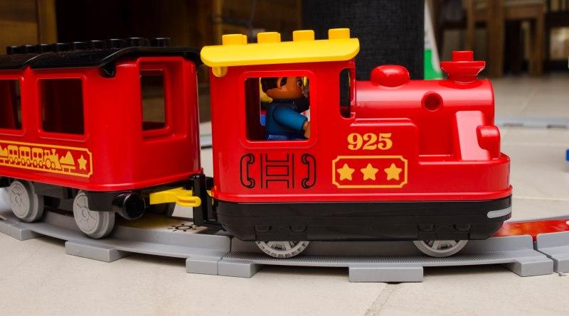 LEGO DUPLO Stories Skill - Train with Alexa