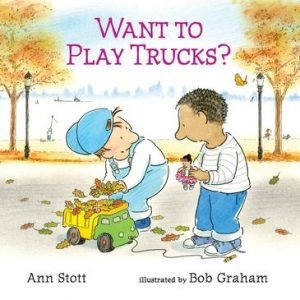 Want to play trucks