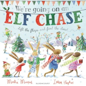 We're Going on an Elf Chase Christmas Picture Book Roundup