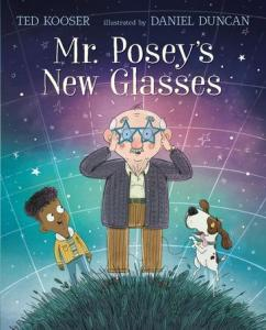 Mr Poseys New Glasses