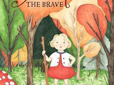 Maple The Brave - June 2019 Children's Book Roundup