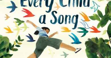 Every Child a Song - August 2019 Children's Book Roundup