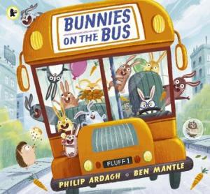 Bunnies on the Bus - March 2020 Children's Book Roundup