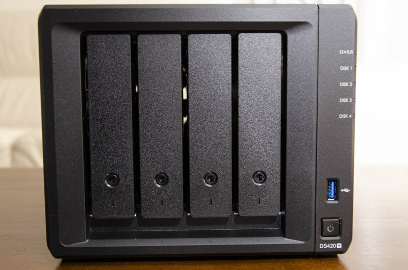 Synology DS420+