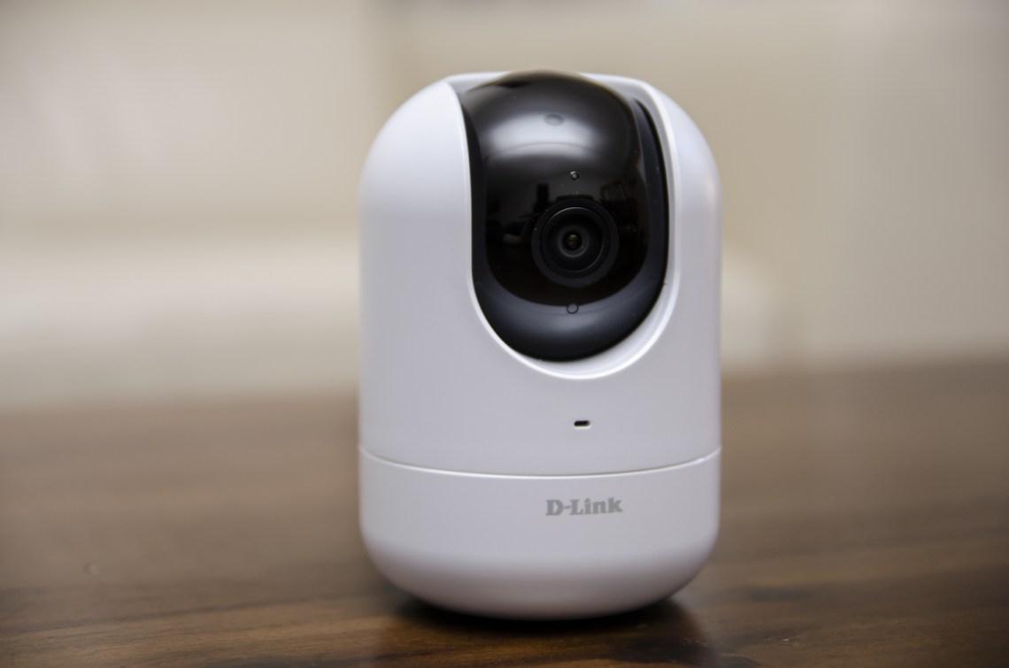 D-Link DCS-8526LH Full HD Pan & Tilt Pro Wi-Fi Camera
