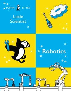 Puffin Little Robotics September 2020 Children's Book Roundup