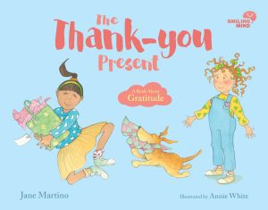 The THank you Present 2 October 2020 Children's Book Roundup