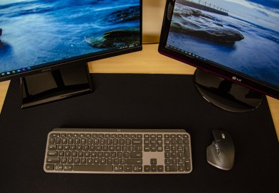 Logitech MX Master 3 Mouse and MX Keys Keyboard