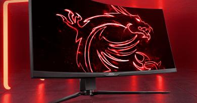 MSI 34 ARTYMIS 343CQR Ultrawide Gaming Monitor 2