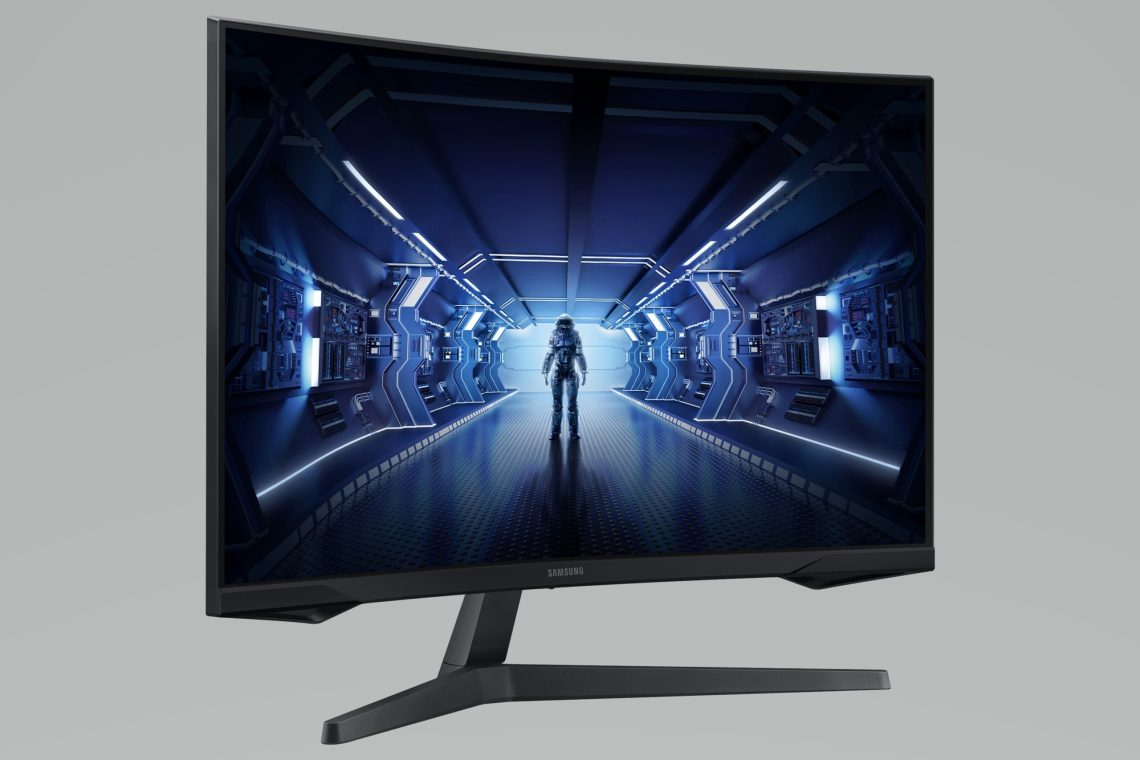 Samsung Odyssey G5 Curved Gaming Monitor