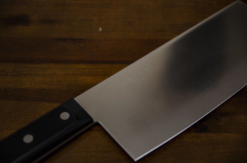 MUSASHI Chinese Cleaver Pure-Molybdenum 220mm - Ultimate Gifts for Dad - 2021 Father's Day Gift Guide
