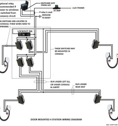 power window kit wiring diagram diy wiring diagrams u2022 power window relay diagram universal power [ 1000 x 978 Pixel ]