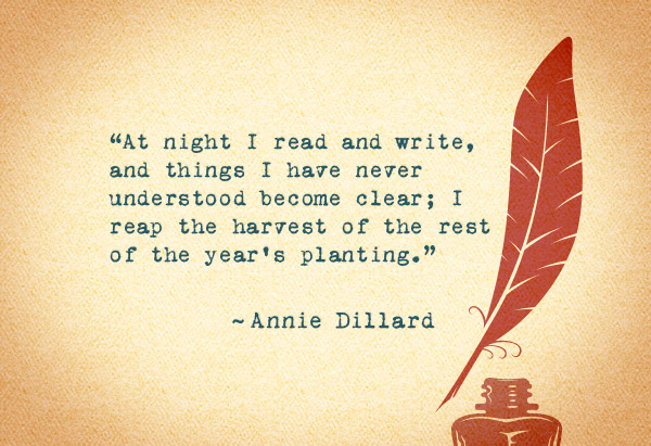 Quotes About Being Writer