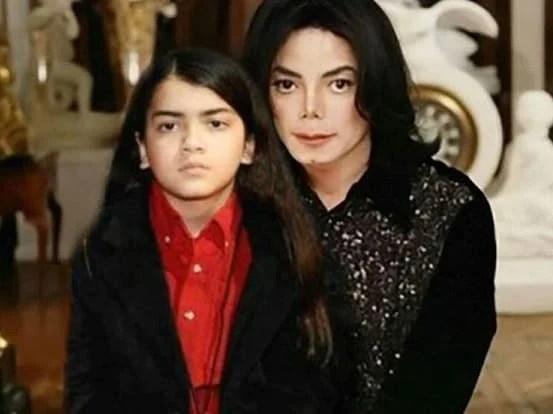 Prince Michael Jackson II
