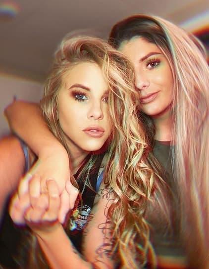 Katie Noel and Autumn Brooke