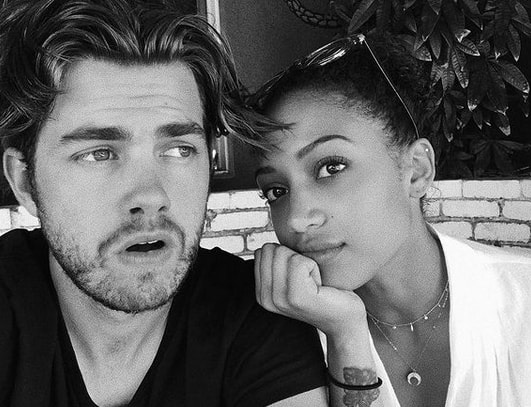 Samantha Logan and Boyfriend Dylan Sprayberry