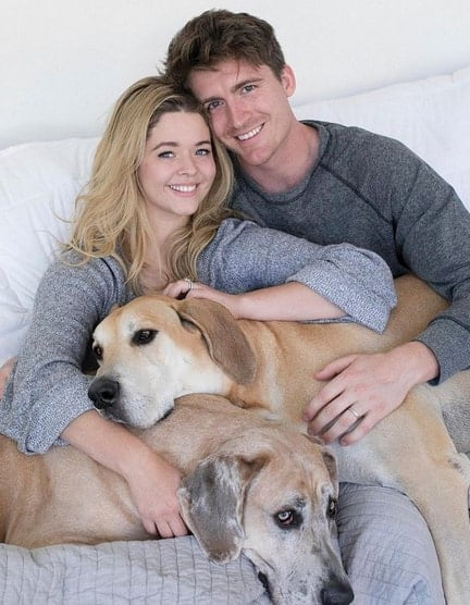 Sasha and Hudson Sheaffer