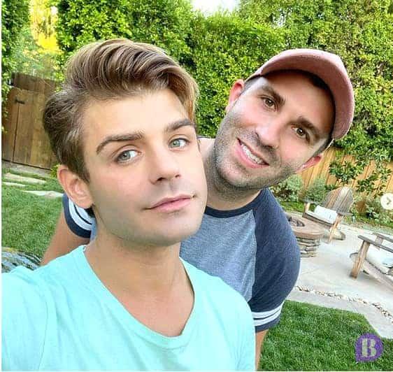 Garrett Clayton and Blake Knight