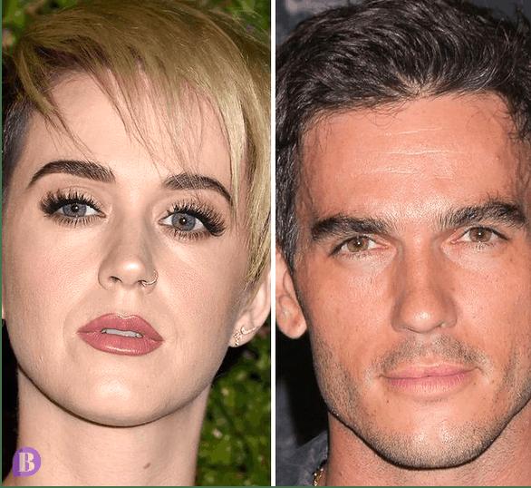 Katy Perry and Josh Kloss
