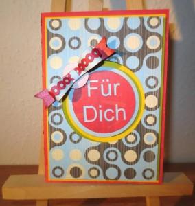 Kullerkarte, Spinner Card, Karten basteln, außergewöhnliche Karte, basteln, Plotter, Papier schneiden, Papier plotten, Plotter Freebie, freebie
