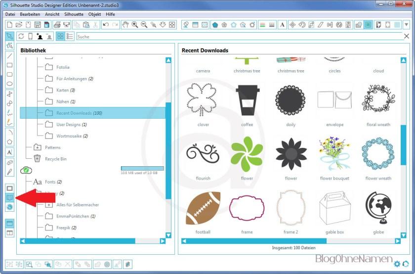 Wie funktioniert Print and Cut - Am Beispiel bedruckbare Bügelfolie6