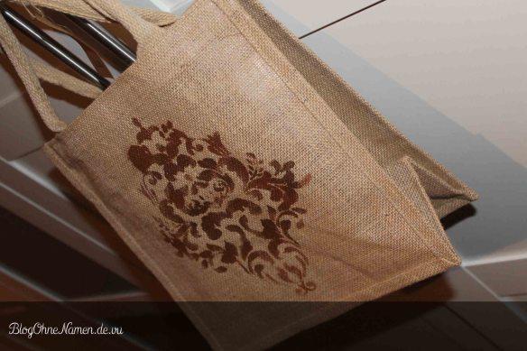 Plotter,Anleitung,Tutorial,Idea,crafting, jute, textilfarbe, tasche,schablone plotten, stoffmalerei, textilien bemalen