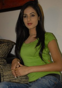 Sonal-Chauhan-Tight-Green-Top-Denim-Jeans (37)
