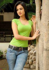 Sonal-Chauhan-Tight-Green-Top-Denim-Jeans (62)