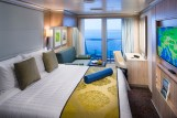 Verandah Spa Stateroom Cat. VQ - Room #10043 Forward Starboard Konongsdam - Holland America Line