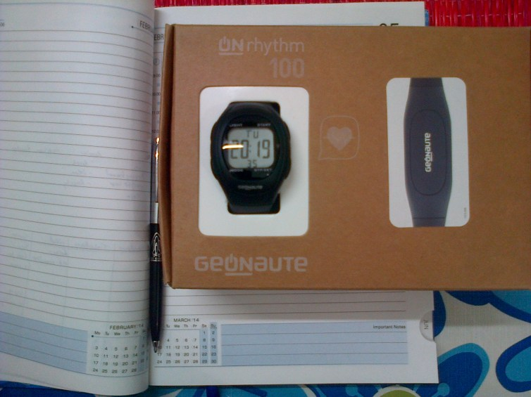 Gear Review - Geonaute On Rhythm 100 - Heart Rate Monitor