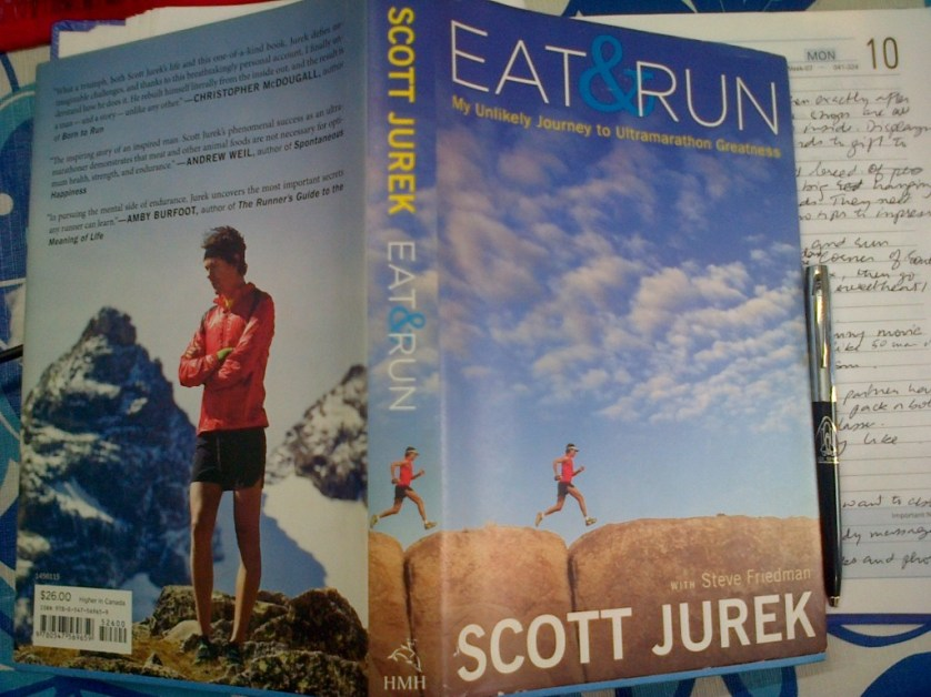 Book review - eat and run