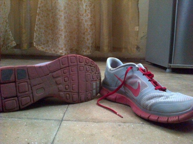 review nike free 3