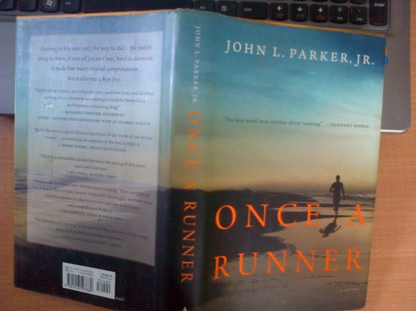 book review - once a runner