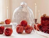 Decoração-de-Natal-com-maçãs