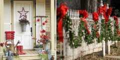 Decoração-externa-de-Natal-para-casas