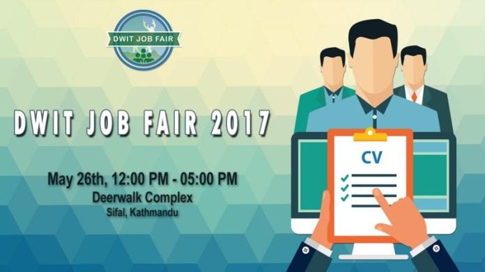 DWIT job fair 2017