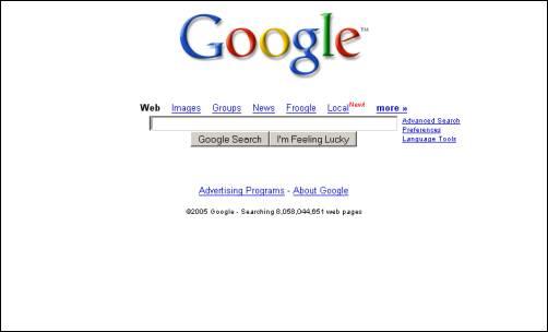 Google2005