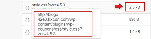WP Coupons PLugin performance load time