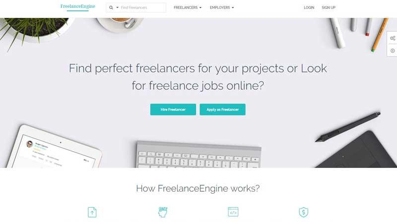 Create upwork like site with WordPress