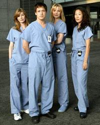 ABC Hit Grey's Anatomy