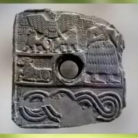 La puissance orageuse de Ningirsu, dieu sumérien de Lagash